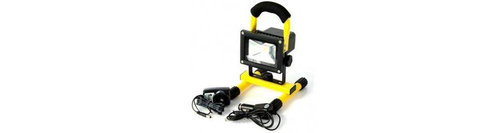 Naświetlacze bezprzewodowe LED